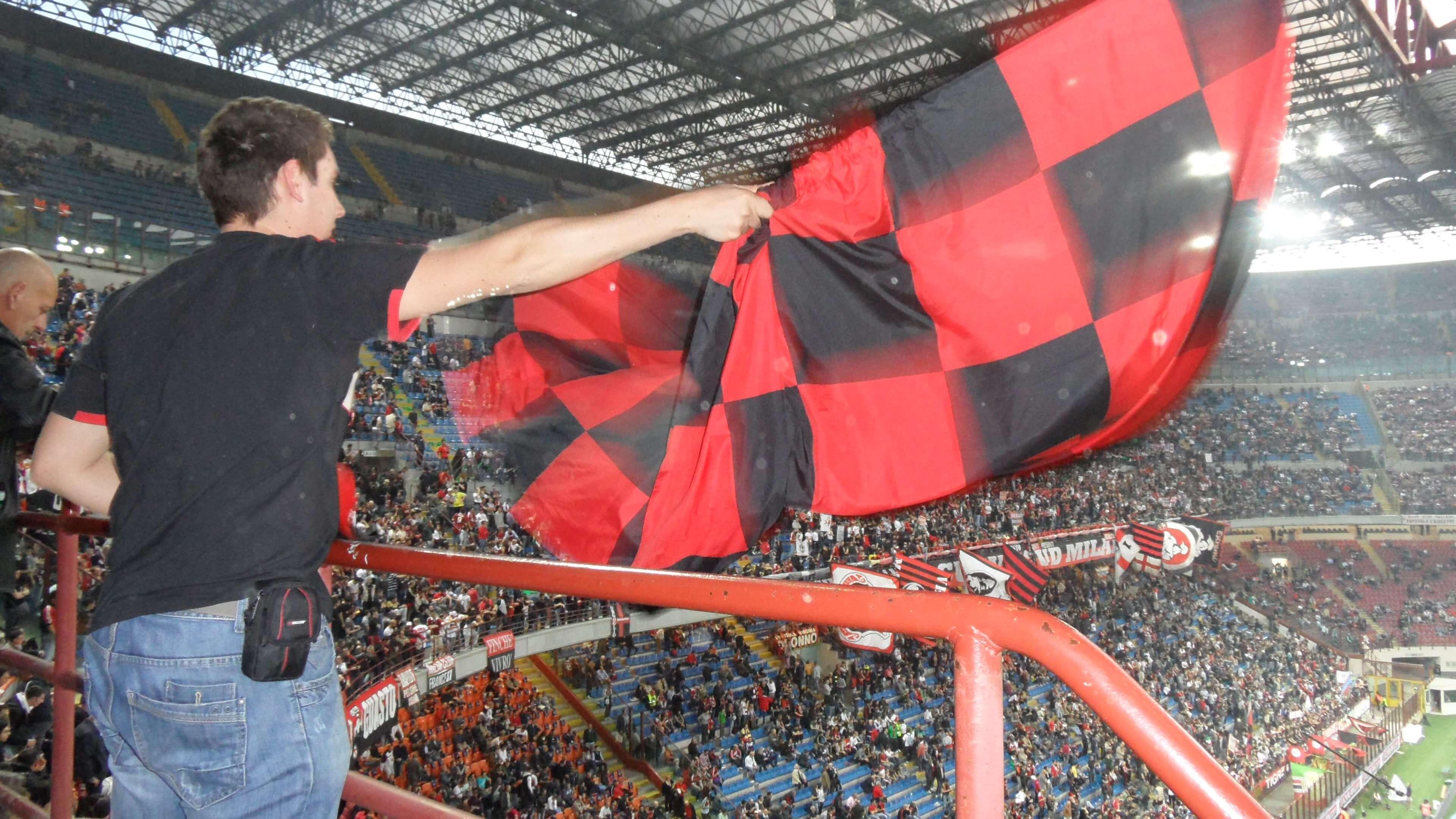 Náš vlajkonosič Ac Miláno
