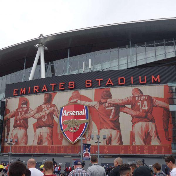 Štadión Arsenalu Emirates Stadium