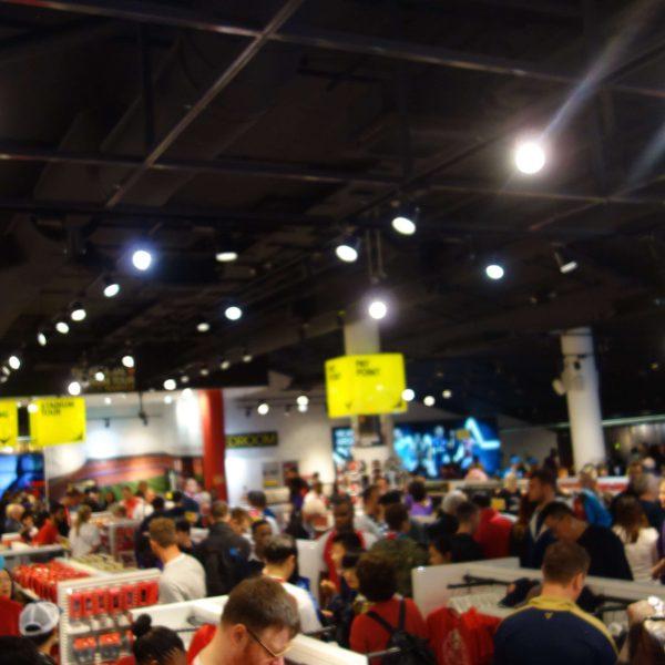 Fan Shop Arsenal Londýn