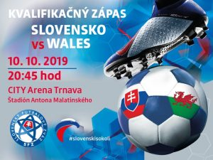 Slovensko - Wales