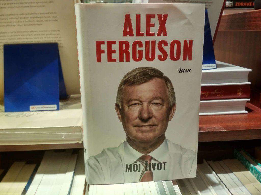 Kniha Alex Ferguson - Môj život