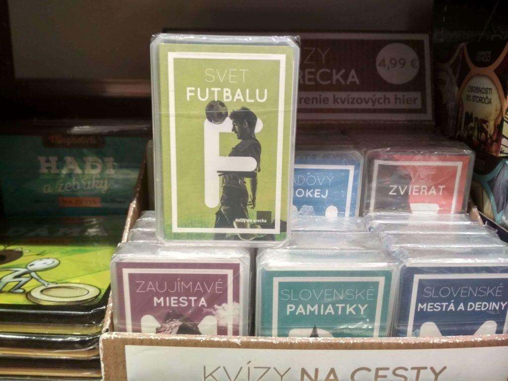 Darčeky pre futbalistu -Svet futbalu hra