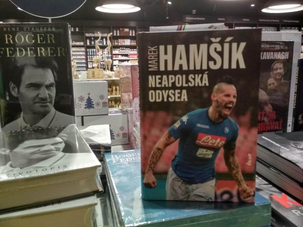 Kniha Marek Hamšík - Neapolská odysea