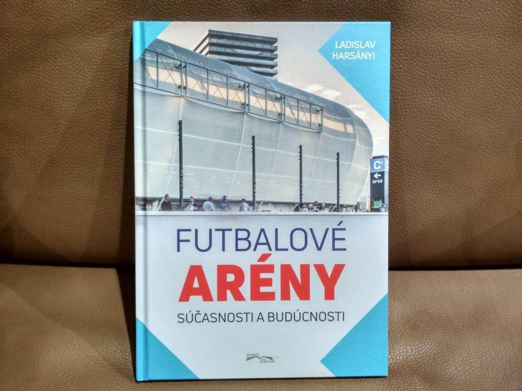 Kniha Futbalové arény