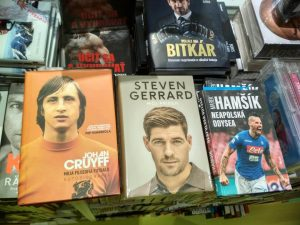 Darček pre futbalistu - futbalová kniha