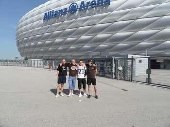 Fc Bayern Mníchov - Alianz aréna