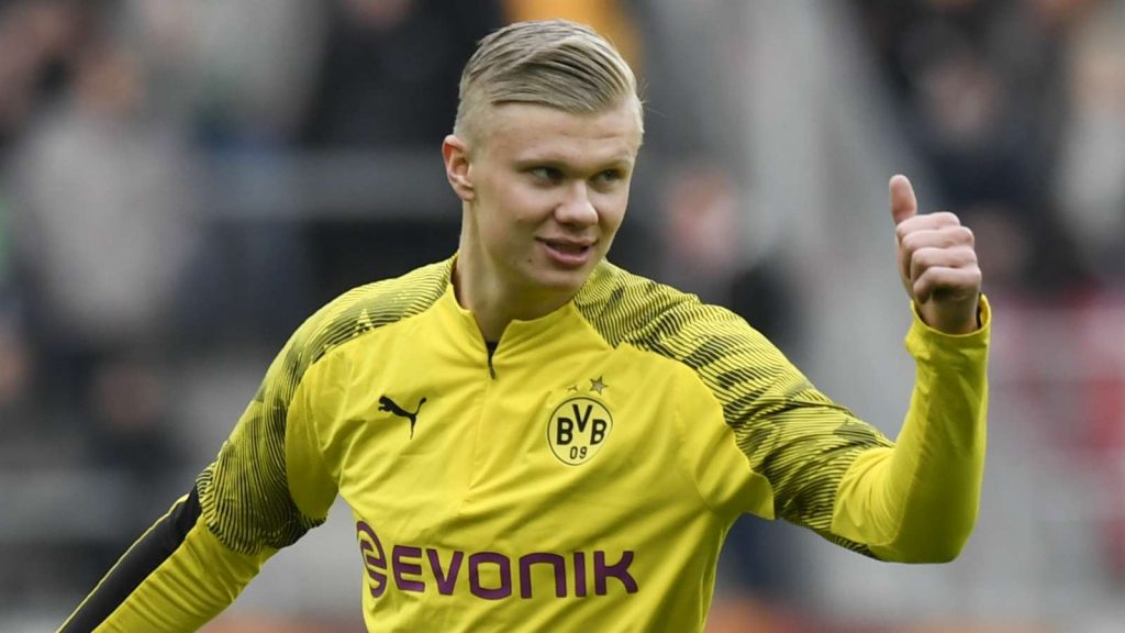 Erling Halaand - Borussia dortmund